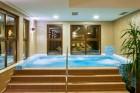 Почивка във Велинград! Нощувка на човек със закуска и вечеря + минерални басейни и СПА пакет в Гранд хотел Велинград, снимка 9