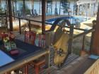 На брега на яз. Искър - Нощувка за двама възрастни и дете със закуска + ресторант в бунгала Райски залив!, снимка 12