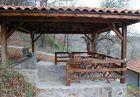 Нощувка за до четирима + басейн, трапезария,  детски кът, СПА и редица други удобства в комплекс Аква тера край Априлци - с. Скандалото, снимка 9