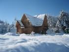 Нощувка за 17 човека в къща Ламбиеви колиби в алпийски стил край Банско - с. Краище, снимка 2