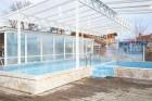 Нощувка на човек със закуска и вечеря + 2 басейна, солен басейн и уелнес пакет само за 63 лв. в Балнеохотел Аура, Велинград, снимка 4