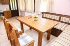 Нощувка за до 10 човека + веранда с барбекю и слънчев двор в новопостроена къща Къщата край Сапарева баня - с. Ресилово, снимка 7