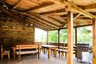 Нощувка за до 10 човека + веранда с барбекю и слънчев двор в новопостроена къща Къщата край Сапарева баня - с. Ресилово, снимка 9
