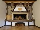 Нощувка за 6+3 човека + механа с камина и дървено външно джакузи в къща Андре до Правец - с. Разлив, снимка 7