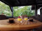Нощувка за 6+3 човека + механа с камина и дървено външно джакузи в къща Андре до Правец - с. Разлив, снимка 5