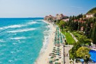 Ранни записвания за море 2020 във Вили Елените! Нощувка на човек на база All Inclusive + басейн, аквапарк и шезлонг и чадър на плажа. Дете до 12г. безплатно, снимка 4