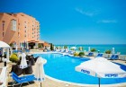 Ранни записвания за море 2020 на 1-ва линия в Елените! Нощувка на база All Inclusive + басейн и шезлонг и чадър на плажа в хотел Роял Бей**** Дете до 12г. - БЕЗПЛАТНО, снимка 23