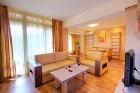 Нощувка на човек със закуска и вечеря + басейн с топла минерална вода  и термозона в хотел Армира****, Старозагорски минерални бани!, снимка 10