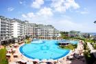 Великден в хотел Емералд Резорт Бийч и СПА*****, Равда! 2 или 3 нощувки на човек със закуски, празничен обяд, вечери, едната празнична + басейн и термална спа зона, снимка 2