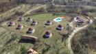 Нощувка за 4, 5 или 16 човека в единствените в България 9 абсолютно кръгли къщи край Антоново в комплекс Малка Черковна с басейн и механа, снимка 5