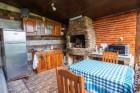 Нощувка за 13 човека + SPA зона, барбекю и много удобства в Къща Холидей - с. Огняново - Гоце Делчев, снимка 10