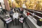 Нощувка на човек със закуска + басейн и релакс зона в хотел Борова гора, Прирдоп, снимка 7