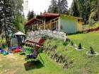 Нощувка за 8 човека + веранда, открито барбекю, беседка и обширен заграден двор в къща Роял на брега на язовир Доспат - Сърница, снимка 13