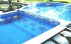 Нощувка на човек със закуска и вечеря + 3 минерални басейна и СПА от хотел Бохема***, Огняново, снимка 4