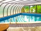 Нощувка на човек + топъл минерален басейн в хотел Елора, с. Чифлик, снимка 10