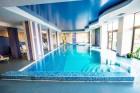 Нощувка на човек със закуска и вечеря + басейн и релакс пакет в хотел Родопски Дом, Чепеларе, снимка 3