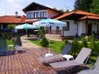 Лято в Априлци! Нощувка на човек със закуска, обяд и вечеря (по избор) + външен басейн от хотел Балкан Парадайс, снимка 2