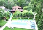Нощувка на човек + минерален басейн и релакс зона в семеен хотел Вила Рай, Огняново, снимка 20