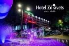 Нощувка на човек със закуска и вечеря + минерален басейн и релакс пакет в хотел Здравец Уелнес и СПА****, Велинград, снимка 37