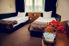 Нощувка на човек със закуска и вечеря + минерален басейн и релакс пакет в хотел Здравец Уелнес и СПА****, Велинград, снимка 38