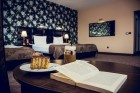 Нощувка на човек със закуска и вечеря + минерален басейн и релакс пакет в хотел Здравец Уелнес и СПА****, Велинград, снимка 26