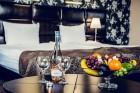 Нощувка на човек със закуска и вечеря + минерален басейн и релакс пакет в хотел Здравец Уелнес и СПА****, Велинград, снимка 48