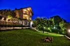 Нощувка за до 11 човека + сезонен басейн, механа, барбекю и просторен двор в къща Крисиели край Кюстендил - с. Горна Брестница, снимка 25