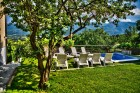 Нощувка за до 11 човека + сезонен басейн, механа, барбекю и просторен двор в къща Крисиели край Кюстендил - с. Горна Брестница, снимка 2