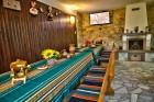 Нощувка за до 11 човека + сезонен басейн, механа, барбекю и просторен двор в къща Крисиели край Кюстендил - с. Горна Брестница, снимка 16