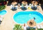 Ранни записвания за море! Нощувка на човек със закуска + басейн в хотел Тропикана, Равда, снимка 9