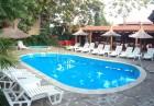 Ранни записвания за море! Нощувка на човек със закуска + басейн в хотел Тропикана, Равда, снимка 14