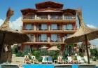 Ранни записвания за море! Нощувка на човек със закуска + басейн в хотел Тропикана, Равда, снимка 5
