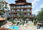 Ранни записвания за море! Нощувка на човек със закуска + басейн в хотел Тропикана, Равда, снимка 8
