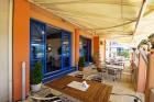 На 50 м. от плажа нощувка със закуска и вечеря* + 1 час разходка с ЯХТА в хотел Пенелопе***, Приморско, снимка 11