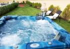 1 или 2 нощувки на човек със закуска + минерален басейн и джакузи в хотел Мегас, Банкя, снимка 4