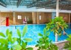 Нощувка на човек със закуска и вечеря + термален СПА център и 2 минерални басейна в Хотел Римска Баня, с. Баня, до Банско, снимка 3