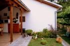 Нощувка за 5 човека + лятно барбекю с навес, голяма градина и детски кът в къща Ломар край Калофер, снимка 10