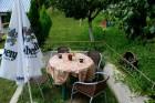 Нощувка за 5 човека + лятно барбекю с навес, голяма градина и детски кът в къща Ломар край Калофер, снимка 7
