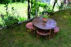 Нощувка за 5 човека + лятно барбекю с навес, голяма градина и детски кът в къща Ломар край Калофер, снимка 5