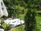 Нощувка за 5 човека + лятно барбекю с навес, голяма градина и детски кът в къща Ломар край Калофер, снимка 9