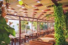 Майски празници на ПЪРВА ЛИНИЯ в Златни пясъци. Нощувка на човек на база All inclusive + вътрешен басейни в хотел Калиакра Палас****, снимка 21