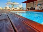 Лято на ПЪРВА линия в Китен! 4 или 5 нощувки на човек със закуски, обеди и вечери + басейн в хотел Съндей, снимка 3