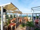 Лято на ПЪРВА линия в Китен! 4 или 5 нощувки на човек със закуски, обеди и вечери + басейн в хотел Съндей, снимка 17