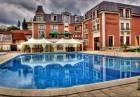 Нощувка на човек със закуска и вечеря + топъл басейн в хотел Шато Монтан, Троян., снимка 2
