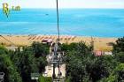Нощувка на човек със закуска + басейн, чадър и шезлонг на плажа от хотел Аргищ Палас***, Златни пясъци. Дете до 12г - Безплатно!, снимка 3
