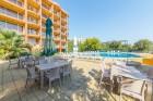 Нощувка на човек на база All Inclusive + басейн и собствен плаж от хотел Бона Вита, Златни пясъци., снимка 18