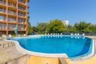 Нощувка на човек на база All Inclusive + басейн и собствен плаж от хотел Бона Вита, Златни пясъци., снимка 12