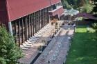 Нощувка на човек със закуска или закуска и вечеря + басейн, СПА зона и терапия Розов цвят от хотел Самоков****, Боровец, снимка 22