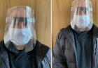 Предпазни маски и шлемове за многократна употреба от фирма Мидима, снимка 2