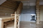 Нощувка за до 17 човека в къща Ламбиеви колиби в алпийски стил край Банско - с. Краище, снимка 9